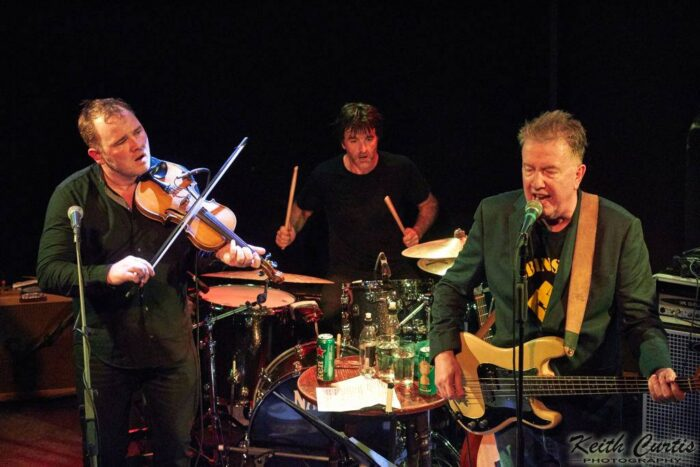 Tom Robinson Band2 by Keith Curtis