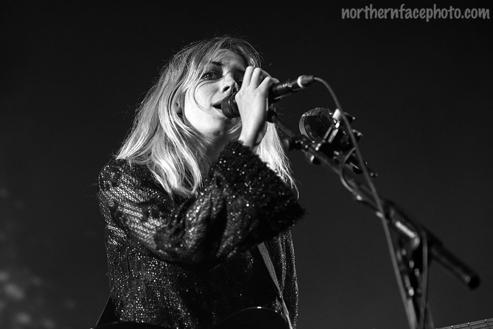 Wolf Alice - The Albert Hall Manchester September 25th 2015 ©David Gleave