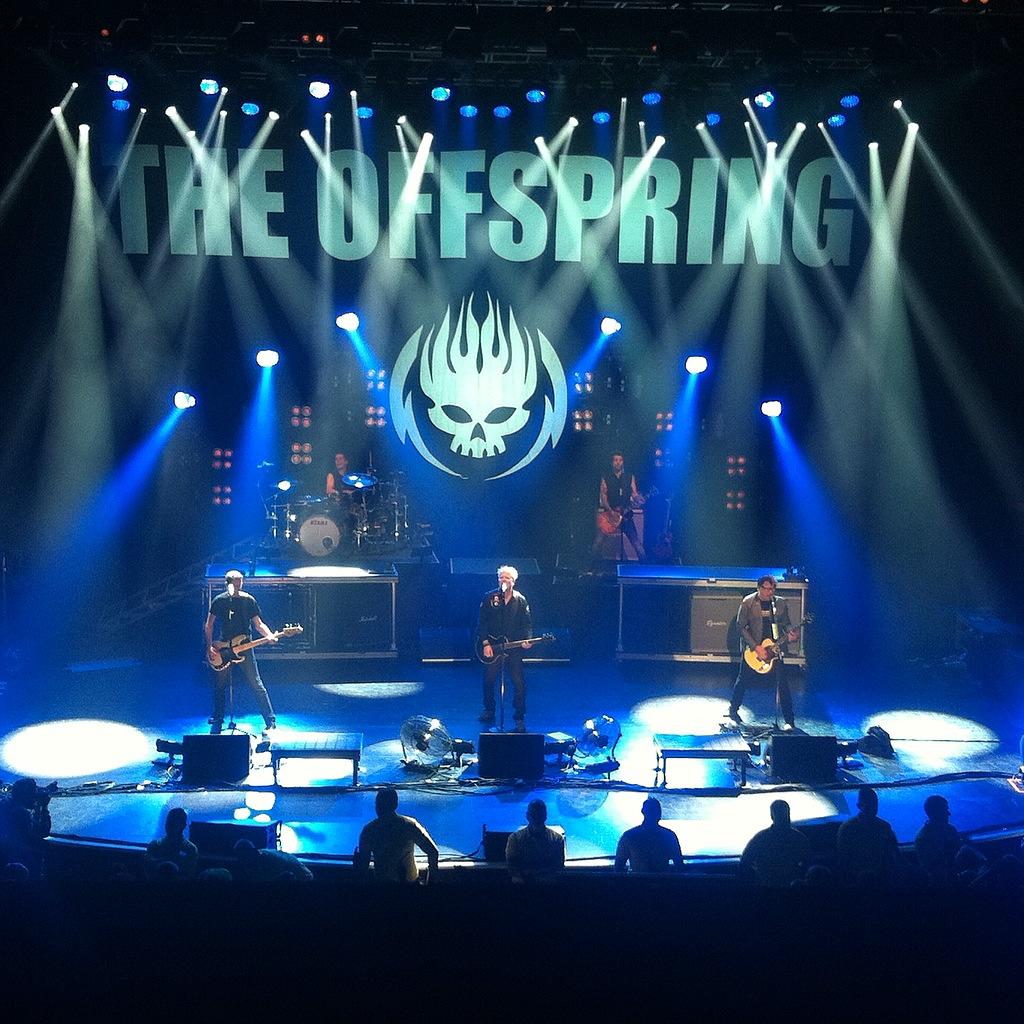 The Offspring - Manchester Apollo