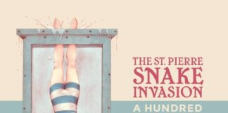 The St. Pierre Snake Invasion - A Hundred Years A Day cover art by Alex Bertram-Powell