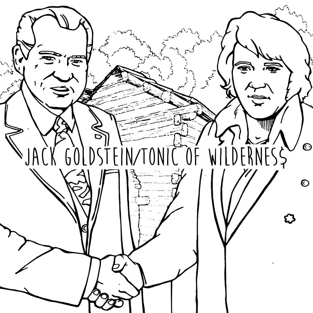 Tonic of Wilderness Album Cover