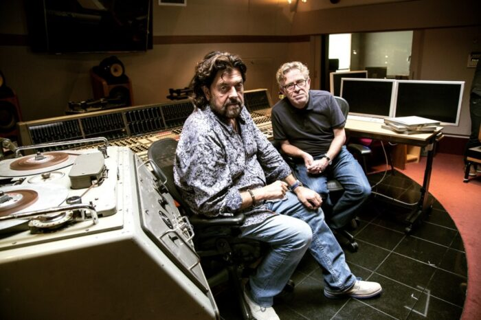 Alan Parsons & David Hepworth 2