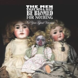 Blamed for Nothing LP cover