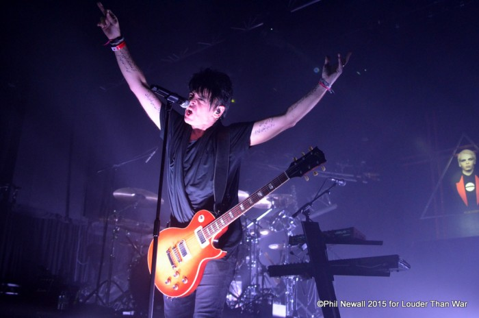 Gary Numan Mcr ©Phil Newall 2015 c