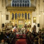 Lucy Ward Band: Parish Church, Wigan – live review