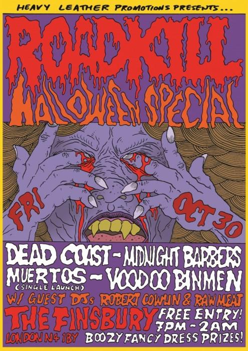 Roadkill 22.5 (Halloween Special)