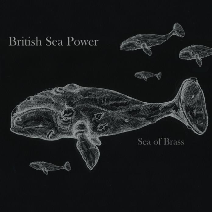 British Sea Power - Sea of Brass album cover