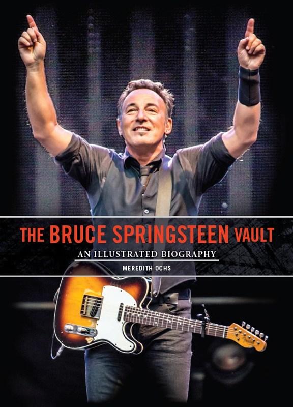 Meredith Ochs Meredith Ochs The Bruce Springsteen Vault book review Louder