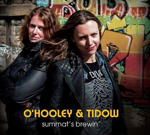o'hooley & tidow summat's brewin'