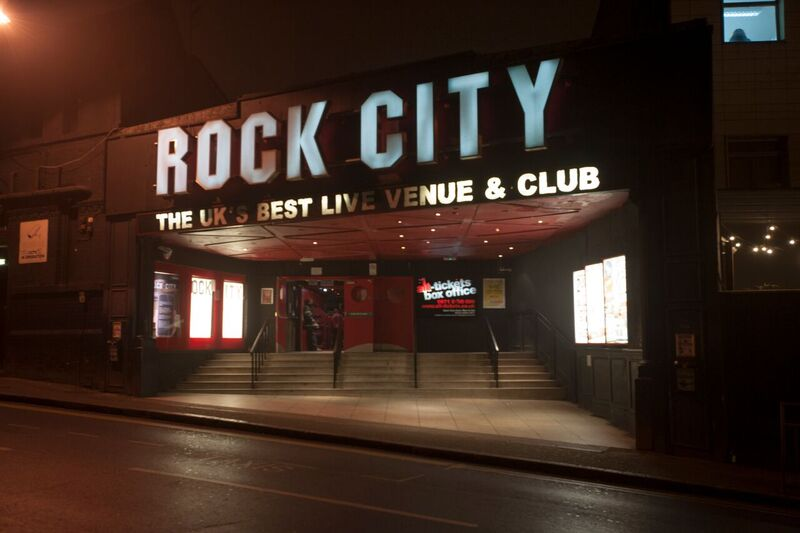 Rock City Nottingham