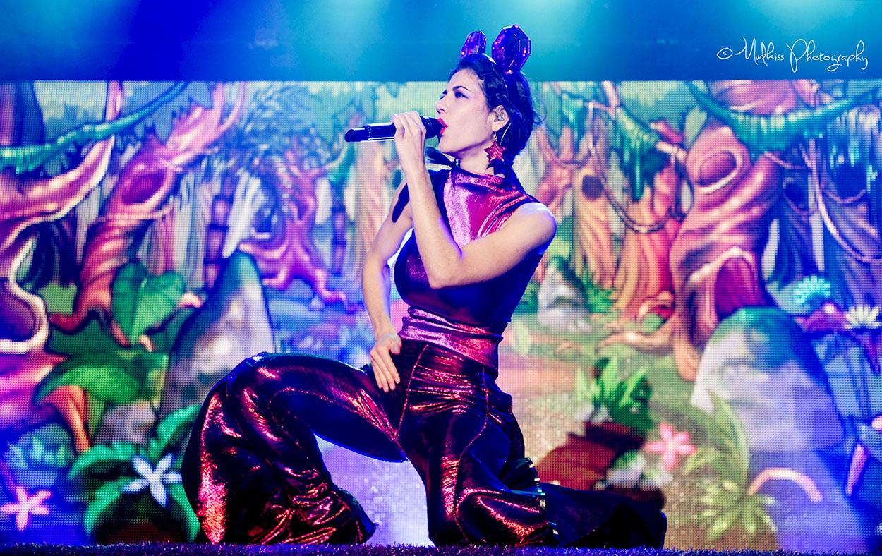 Marina + the Diamonds: O2 Ritz, Manchester – photo review