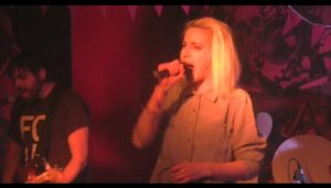 DU BLONDE  by Keith Goldhanger - Sŵn Festival 2015 – Cardiff: live review (Part Two)