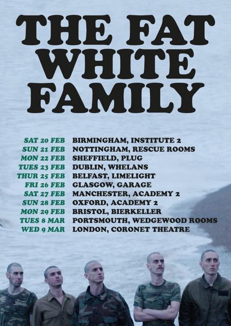 News Fat White Family Tour Announcement Louder Than War