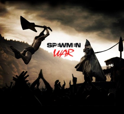 The Spewmen: War - album review