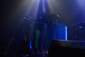 Stealing Sheep: O2 Academy Newcastle - live review