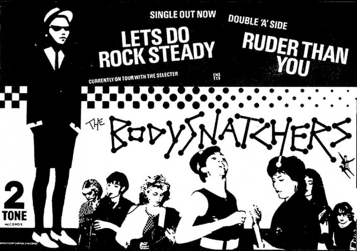The Bodysnatchers ad