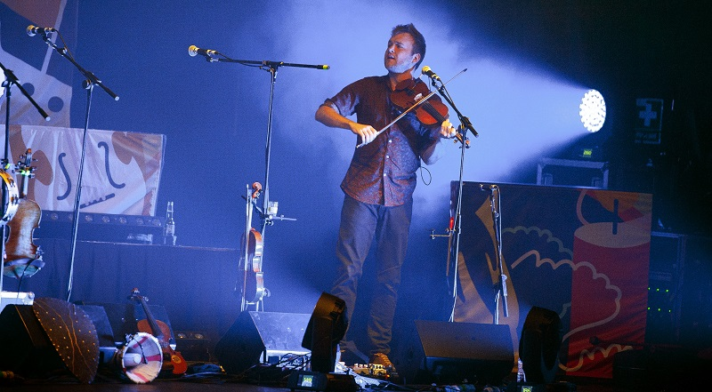 bellowhead manchester 27.11.15 7