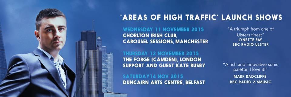 Damien O'Kane: Irish Club, Chorlton - live review