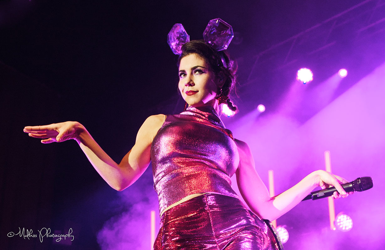 Marina & The Diamonds © Melanie Smith