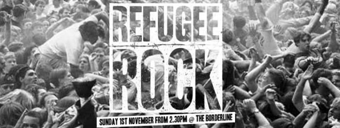 refugee rock