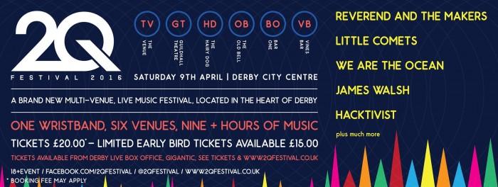2Q Festival poster