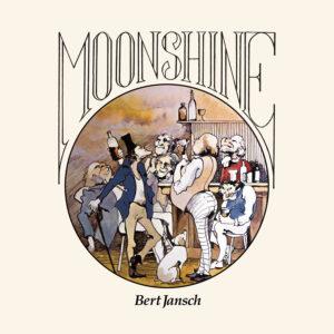 EARTHLP005 Bert Jansch - Moonshine SLEEVE standard vinyl 3