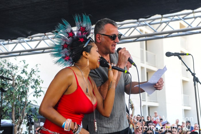 Blag & Melony @ the plaza hotelpool party LV 26-5-14 by dod morrison (145)
