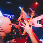 Evil Blizzard: Camden Barfly, London – live review
