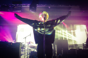 Tim Burgess by Kristen Goodall
