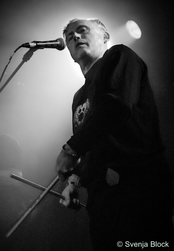 Kirk Brandon - Theatre Of Hate