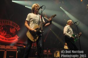 Status Quo / Wilko Johnson: Glasgow – live review & photo gallery