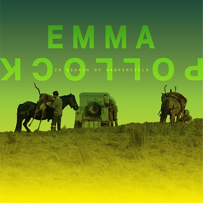 Emma Pollock - Harperfield cover
