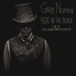 Gary Numan Here In The Black