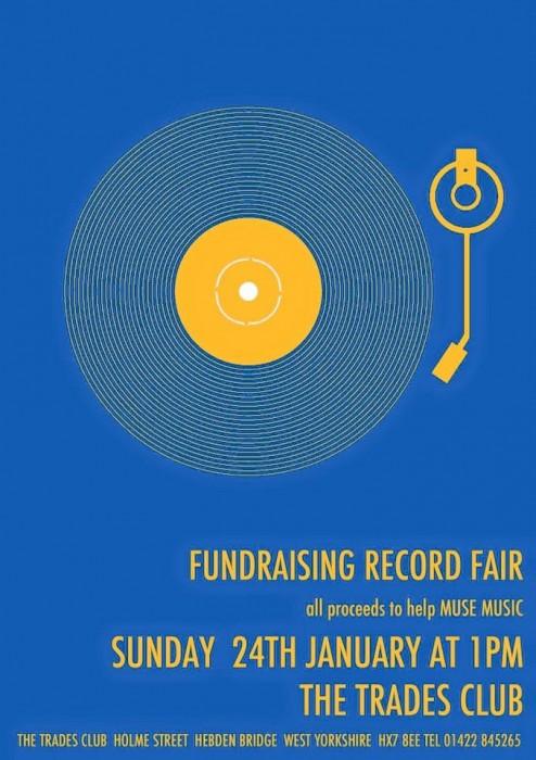 Muse Music Record Fair