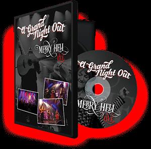 Merry HEll DVD