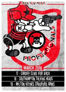 Prof tour march 2016