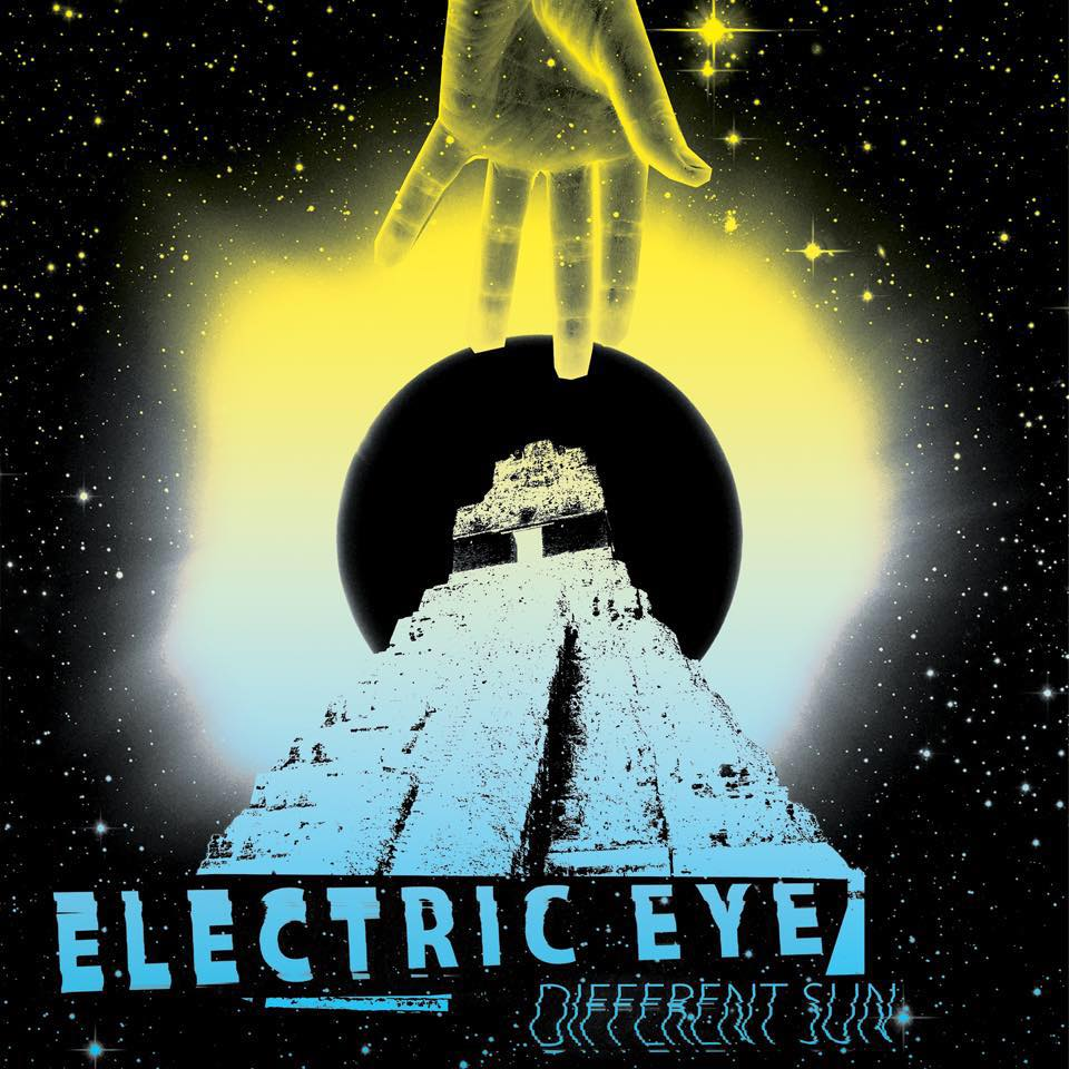 electric eye release second album different sun