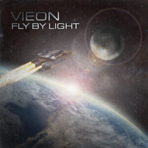 EP Cover for Vieon's 'Fly By Light'