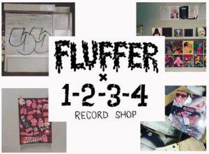 Fluffer x 1-2-3-4