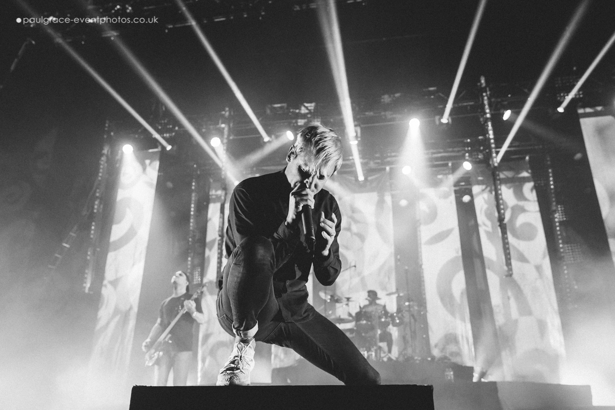 Parkway drive o2 academy brixton london live review louder than