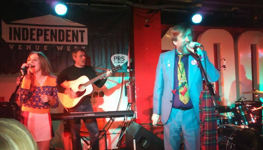 BMX Bandits, The School, 100 Club London – live review
