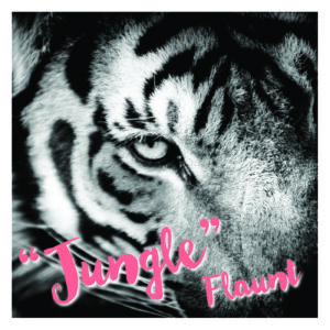 FLAUNT JUNGLE OFFICIAL COVER ART