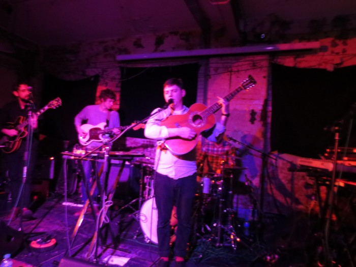 Sweet Baboo at the Soup Kitchen