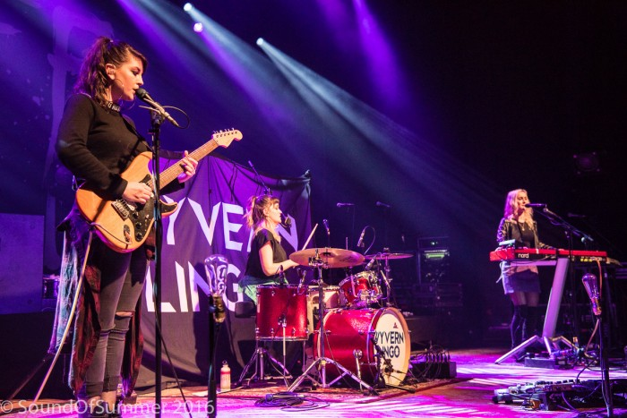 Hozier & Wyvern Lingo - Portsmouth- live review