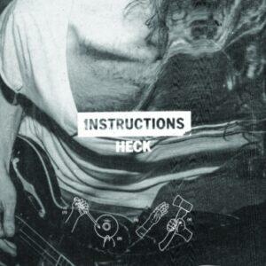 Heck - Instructions, Album cover