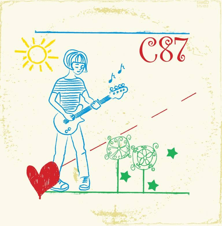 Cherry Red announce line up for C87 box set. C86 imagined one year later