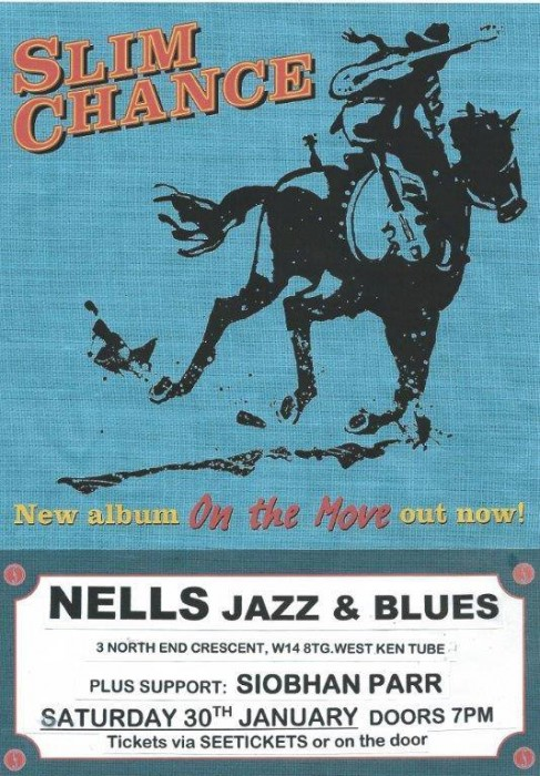 slim chance nells jazz and blues