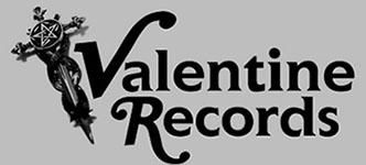 Valentine Records Label 2016