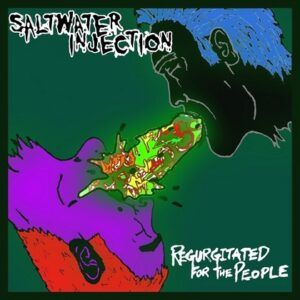 Saltwater Injection