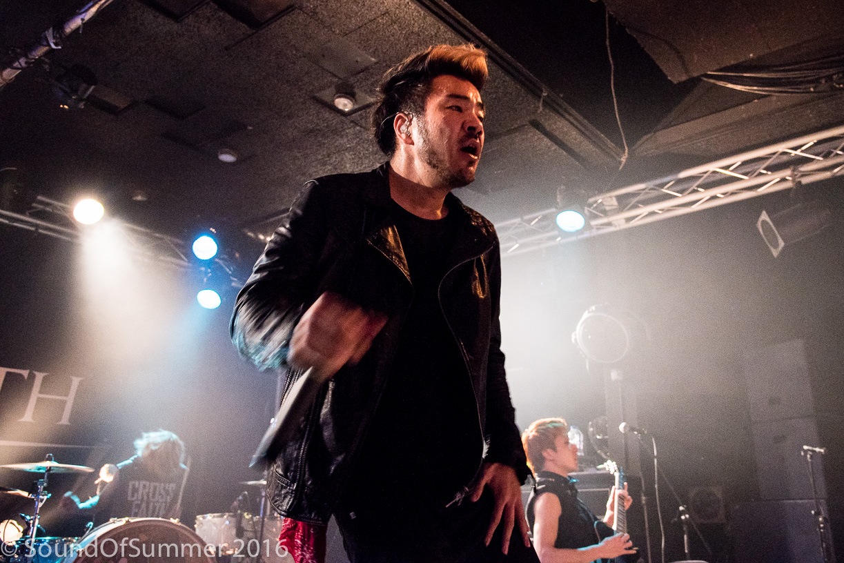 Crossfaith: Portsmouth - live review